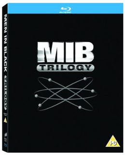 Men in Black 1-3 (Limited Edition + UV Digital Copy) [Blu-ray]