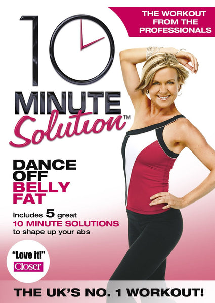 10 Minute Solution - Dance Off Belly Fat [DVD]