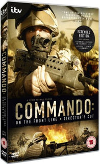 Commando: On the Front Line - Director's Cut [DVD]