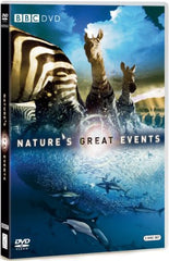 Nature's Great Events [DVD]