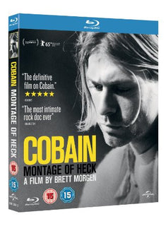 Cobain: Montage of Heck [Blu-ray] [2015] [Region Free]