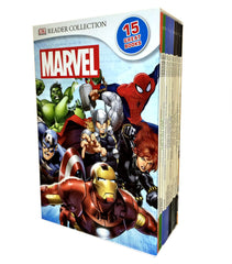 Marvel Readers Collection 15 Book Slipcase