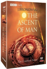 The Ascent Of Man : Complete BBC Series [DVD]