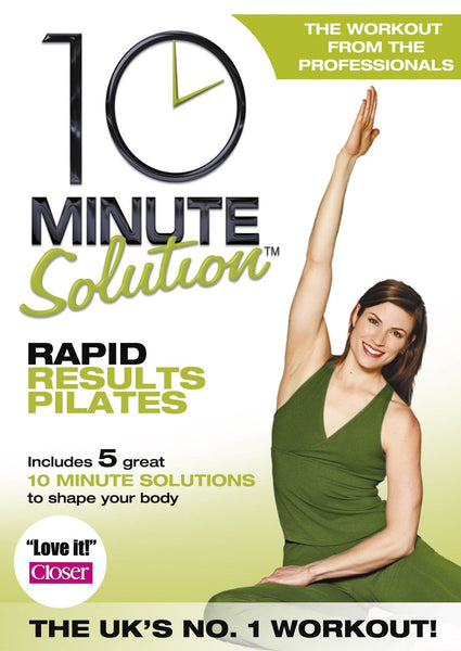 10 Minute Solution - Rapid Results Pilates [DVD]
