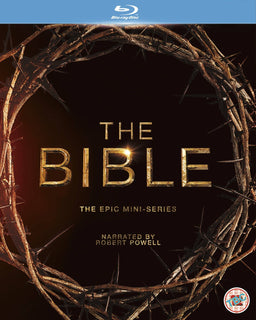 The Bible - TV Miniseries [Blu-ray]