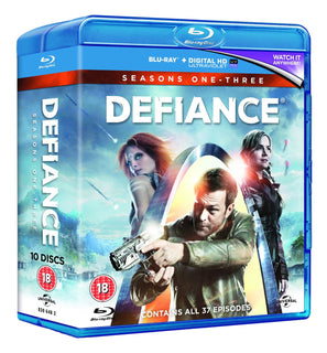 Defiance - Season 1-3 [Blu-ray]