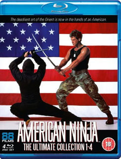 American Ninja 1-4 Collector's Edition [Blu-ray]