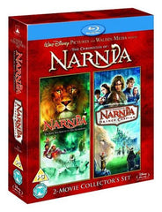 Chronicles Of Narnia - The Lion, The Witch And The Wardrobe/Prince Caspian [Blu-ray]