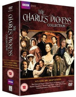 Charles Dickens Collection [DVD]