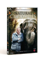 David Attenborough's Natural Curiosities - Series 1 & 2 [DVD]