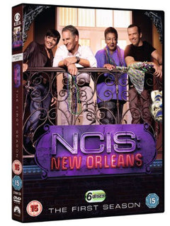 NCIS: New Orleans - Season 1 [DVD]