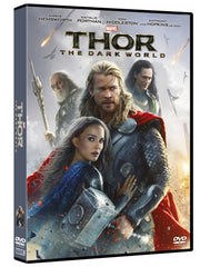 Thor: The Dark World [DVD]