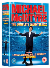 Michael Mcintyre: The Complete Laughter Box [DVD]