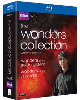 The Wonders Collection [Blu-ray]