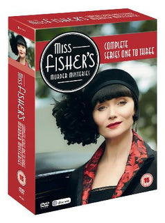 Miss Fisher's Murder Mysteries S1-3 [DVD]