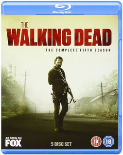 The Walking Dead - Season 5 [Blu-ray]