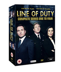 Line of Duty - Series 1-4 [DVD]