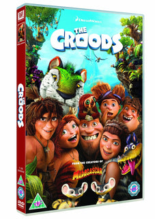 The Croods [DVD]