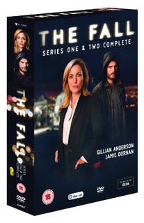 The Fall - Series 1 and 2 [DVD]