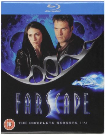 Farscape - The Definitive Collection (Series 1-4) [Blu-ray]
