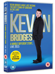 Kevin Bridges Live: A Whole Different Story [DVD] [2015]