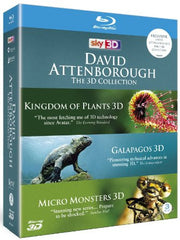 David Attenborough: The 3D Collection (Blu-ray 3D)