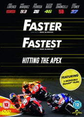 Faster / Fastest/ Hitting The Apex [DVD] [2015]