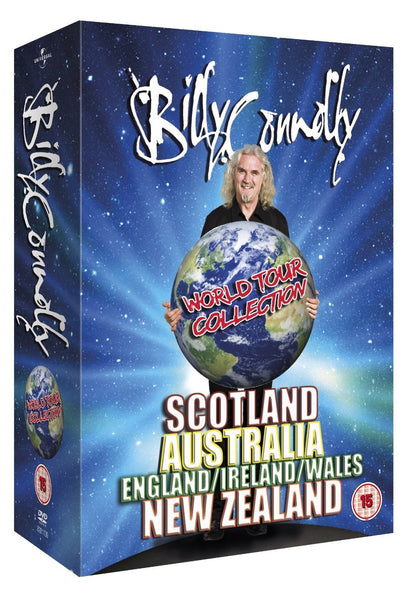 Billy Connolly World Tour Collection Box Set [DVD]