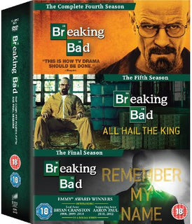 Breaking Bad: The Final Seasons [DVD]