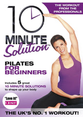 10 Minute Solution - Pilates For Beginners [DVD]