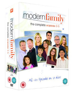 Modern Family - Season 1-5 [DVD]