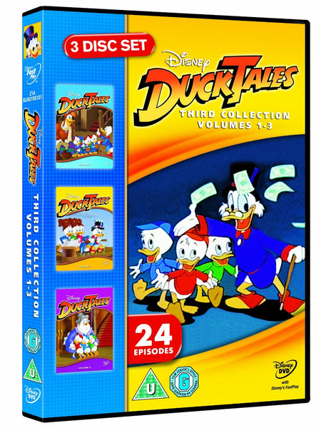 Ducktales - 3rd Collection [DVD]