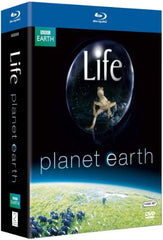 Planet Earth & Life Box Set [Blu-ray]