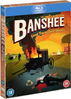 Banshee - Season 2 [Blu-ray]