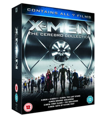 X-Men - The Cerebro Collection [Blu-ray]