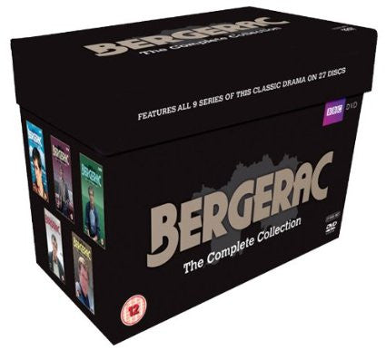 Bergerac: The Complete Collection [DVD]
