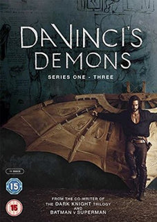Da Vinci's Demons Box Set Series 1-3 [DVD] [2016]