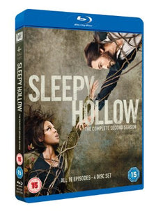 Sleepy Hollow - Season 2 [Blu-ray]
