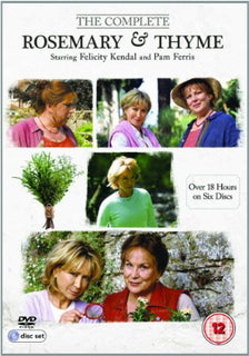 Rosemary & Thyme: The Complete Series [DVD]