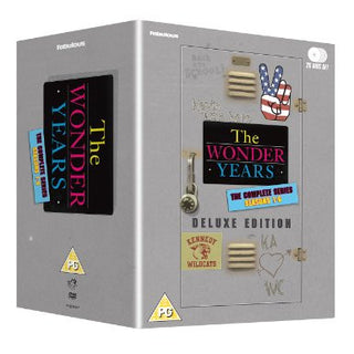 The Wonder Years - The Complete Series: Deluxe Edition [DVD]