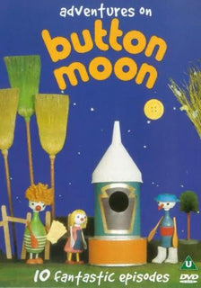 Adventures on Button Moon [DVD][1980]