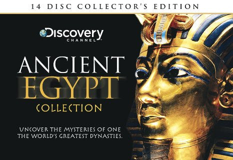 Discovery Channel - Ancient Egypt 14 Disc Collection [DVD]