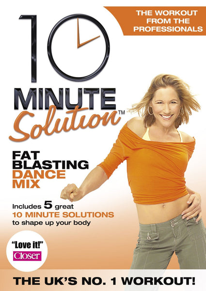 10 Minute Solution - Fat Blasting Dance Mix [DVD]