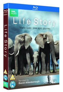 David Attenborough - Life Story [Blu-ray]