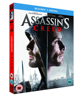 Assassin's Creed (Blu-ray + Digital HD UV)