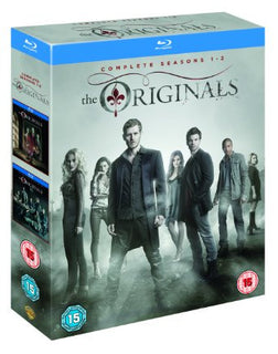The Originals - Season 1-2 [Blu-ray]