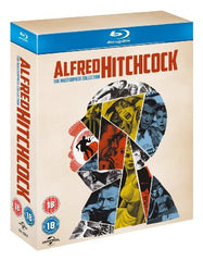 Alfred Hitchcock - The Masterpiece Collection [Blu-ray] [Region Free]