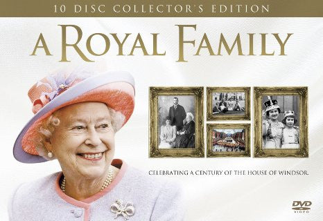 A Royal Family - 10 Disc Collector's Edition [DVD]