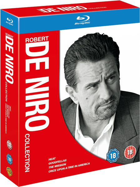 The Robert De Niro Collection [Blu-ray]