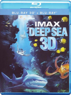 Imax - Deep Sea (3D) [Blu-ray 3D + Blu-ray]